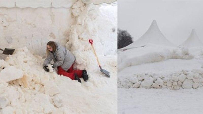e8dd70f73f3 Pärnus valmisid jääst ja lumest hooned – restoran, kino ja ...