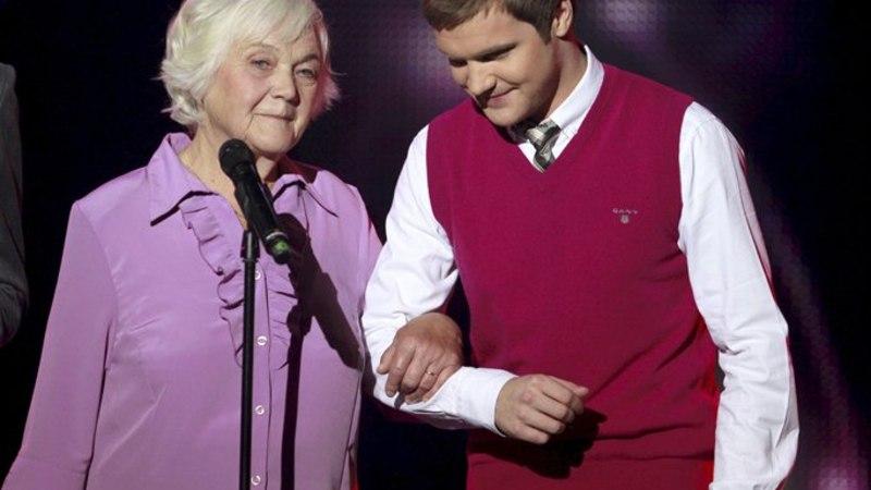 """Ott Lepland viib presidendiballile vanaema: """"Ta oli väga õnnelik, kui teda kaasa kutsusin."""""""