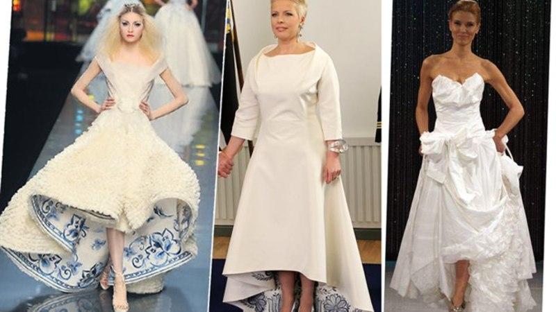 """Evelin Ilvese kleidi autor: """"On ebameeldiv ja ehmatav, et tekkis nii suur sarnasus."""""""