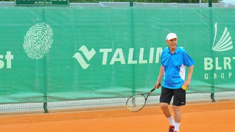 Tenniselegend Toomas Leius pälvis elutöö autasu