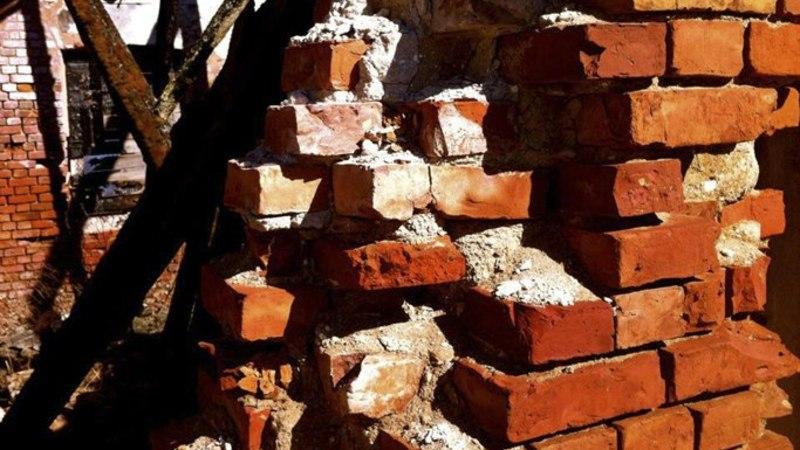 Hannah: poleks arvanud, et ka seina on võimalik varastada!