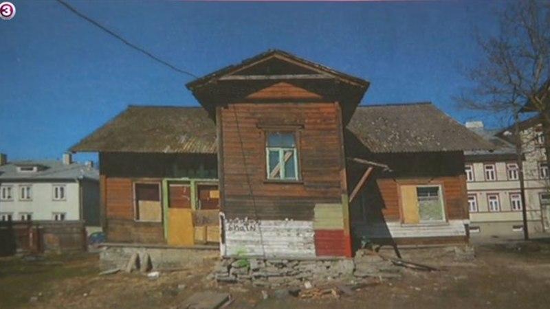 TV3: Ainulaadne üle sajandi vana hoone päästeti viimasel hetkel