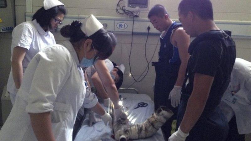 Kanalisatsioonitorust leitud beebi ema on teada. Fotod haiglas kosuvast poisist!
