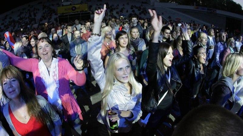 Õllesummeri kolmas päev: kohal käis üle 30 000 inimese, lõppes nii söök kui jook