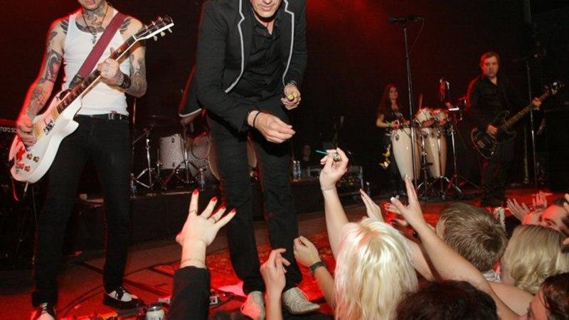 TV3: Smilersist lahkus kitarrist Martin Jürman, nüüd on bändil uus liige