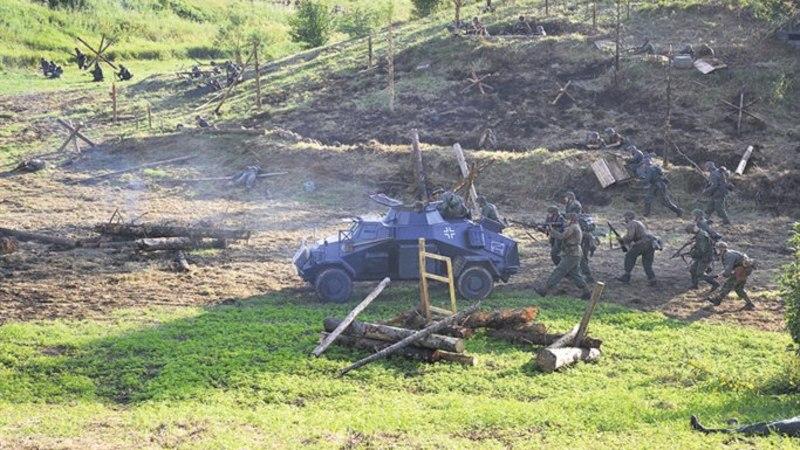 Sinimägede lahingud taaselustuvad Nüganeni filmis