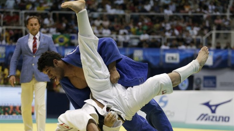 Kuuba judokat taheti enne MM-i finaali ära osta