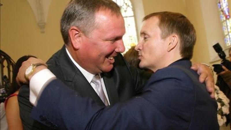 Kibe-kibe Kalev Lillole ja Rain Rosimannusele!