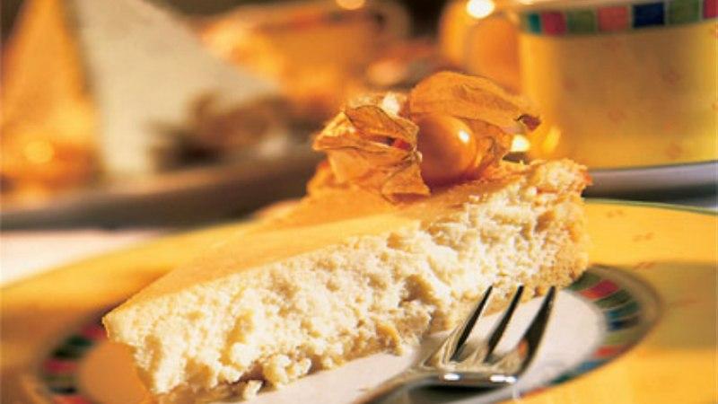 Sidruni-kohupiimakook
