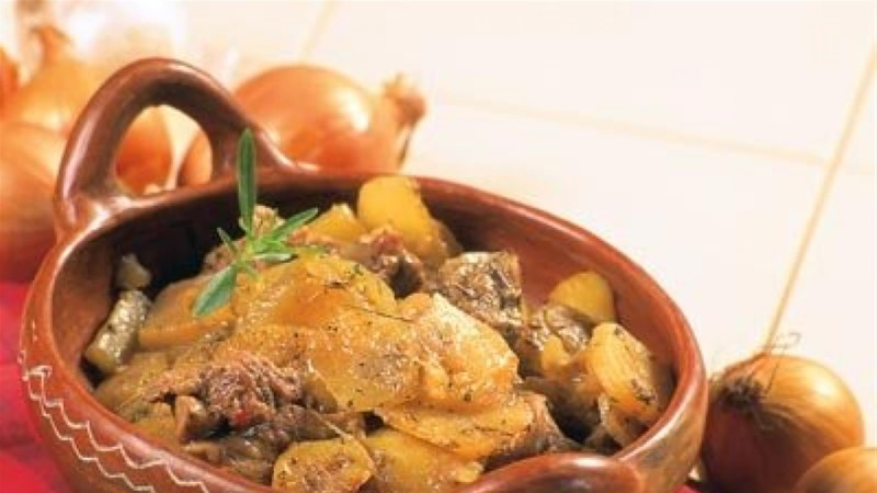 Iiri lambaliha-kartulivorm