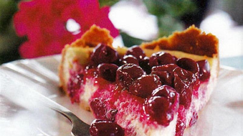 Kirsi-kohupiimakook