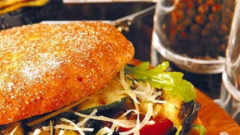 Porgandi-Pille grillitud köögiviljadega