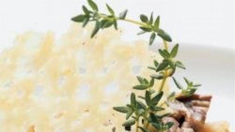 Kivipuraviku-risoto