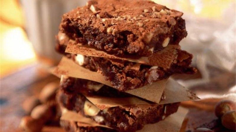 Šokolaadiruudud šokohoolikutele