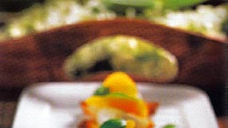 Brie juustu suupisted