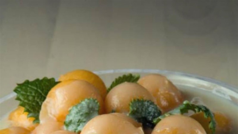 Melon kookospiimas