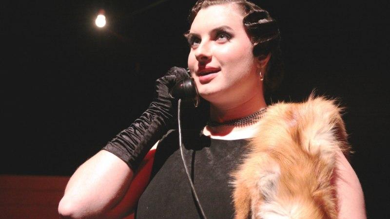 Triin Lepik teeb laval imet