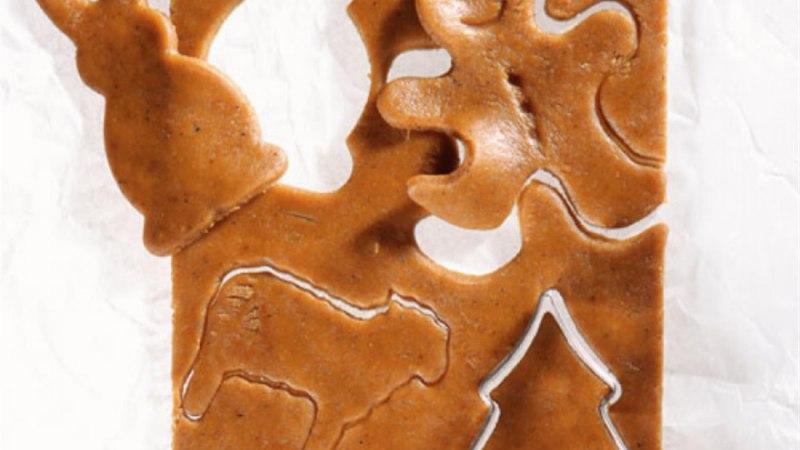 Piparkoogitainas ehk krõbedad piparkoogid