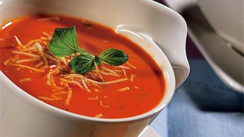 Vürtsikas tomatisupp