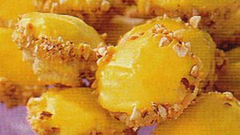 Sidruniküpsised võikreemiga
