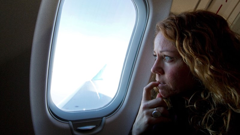 xanax for extreme fear of flying