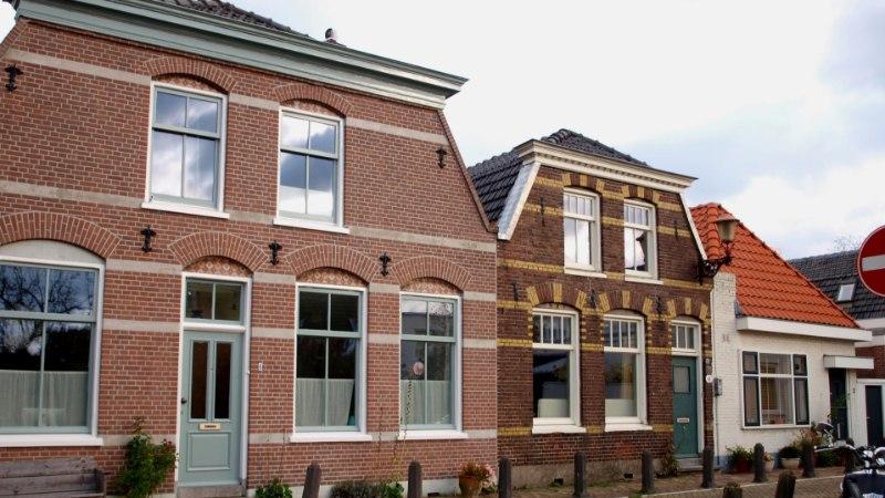 Idast läände: Tormiline Amsterdam