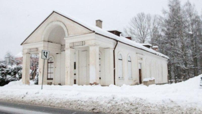 Tõrva linn ostab tagasi stalinistliku kinohoone