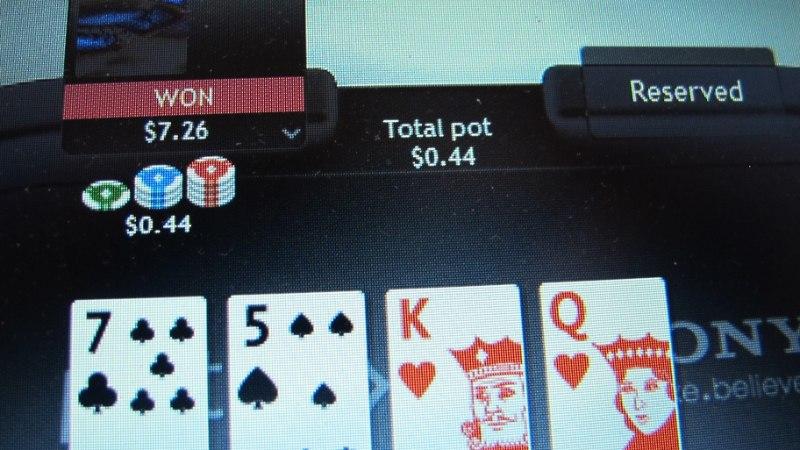 Pokker ei ole sport! Pokker on hasartmäng!