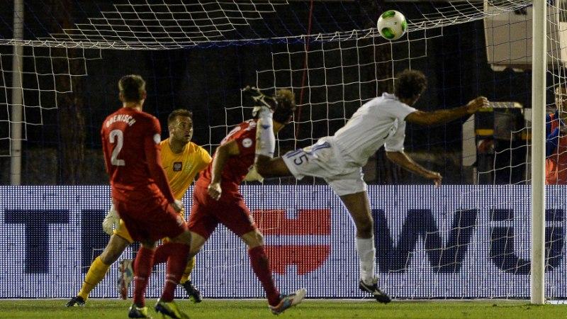 VIDEO: San Marino koondis skooris viieaastase pausi järel