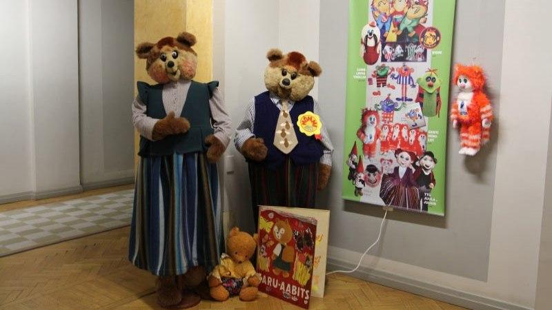 Gunta Randla näitus Toompea lossis ootab kõige nooremaid külalisi