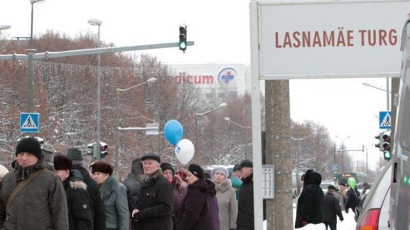 Abiks pensionäridele ja töötutele: Tallinn avab munitsipaalpoe