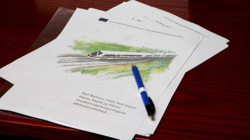 Kommentaar | Rail Balticust võib saada Läänemere regiooni majandusvedur