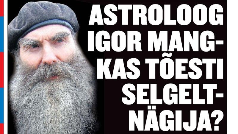 VANA HITT | Igor Mang – kas tõesti selgeltnägija?