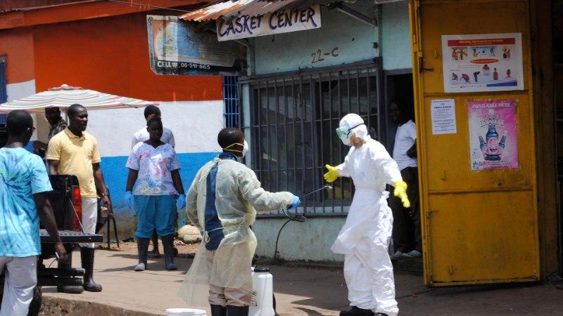VIDEO:  Freetownis kehtestati Ebola tõttu liikumiskeeld