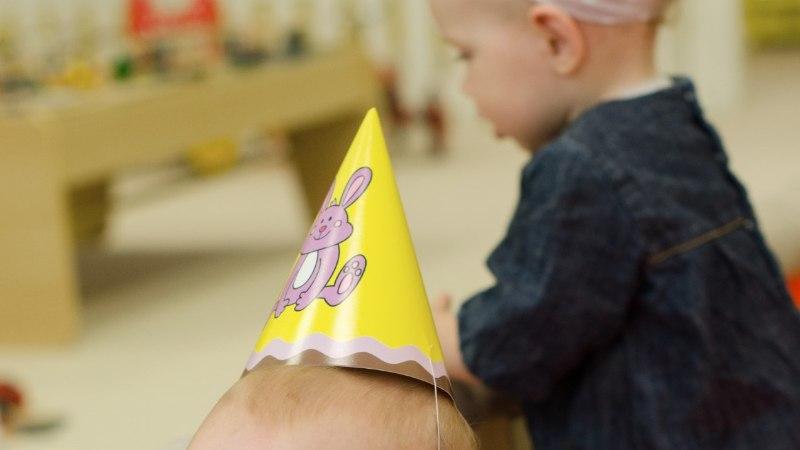 Malluka beebiblogi: kuidas korraldada lapse esimene sünnipäev?