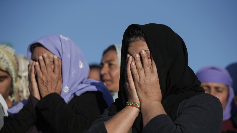 Islamistide seksiori: mind vägistati mõne tunni jooksul 30 korda