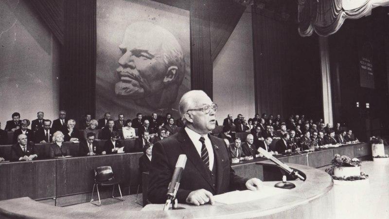 Legend suurest ühtsest nõukogude rahvast