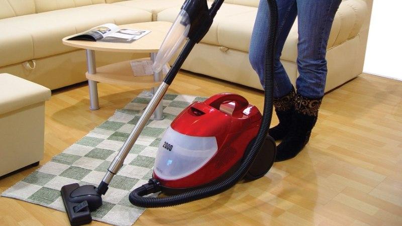 10 head nippi, kuidas hakata kodu rõõmuga koristama