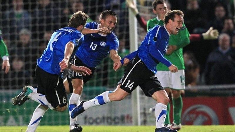 VANA HITT | Kostja, sa oled tõeline imemees! Eesti võitis Põhja-Iirimaad 2:1!