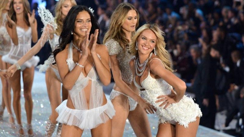 Victoria's Secret'i modellide vapustava figuuri saladused!