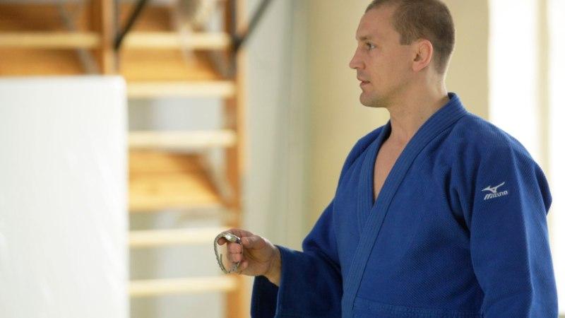 Judotreener Aleksei Budõlin alustab tööd Kalju noortega