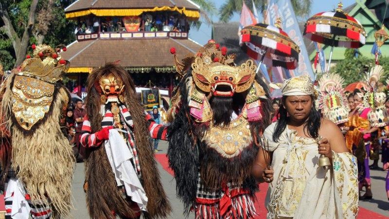 Indoneesia blogi: Gurah - Jaava šamaanide salajane alternatiivravi meetod