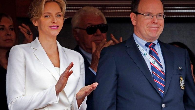 Palju õnne! Monaco vürstipaar sai lapsevanemateks!