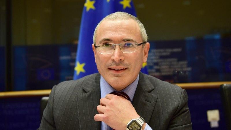 Hodorkovski valmistub juhtima Venemaa ajutist valitsust
