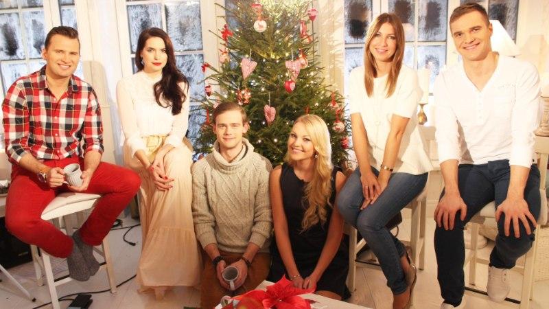 JÕULUAEG TV3-s: südamlik tänugala, heategevuslik laulusaade ja traditsioonilisd jõulufilmid