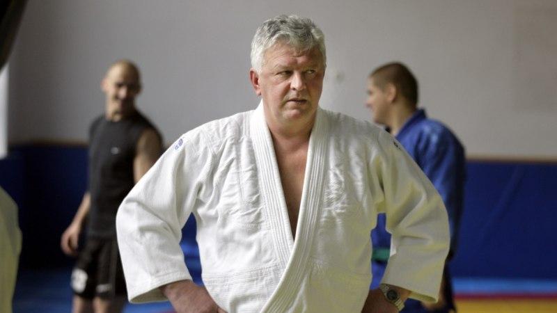 Legendaarne treener Aavo Põhjala asub Eerik-Niiles Krossi asemel judoliidu presidendiks