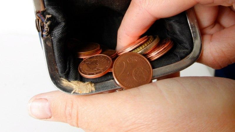 Euroopa kõrgeim keskmine palk on Šveitsis, Eesti viimaste seas