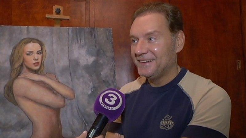 TV3 | Mart Sander maalis Liis Lemsalust akti