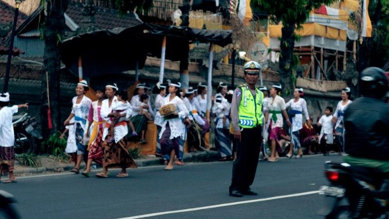 Indoneesia blogi: kuidas Indoneesias liikluspolitseiga hakkama saada?