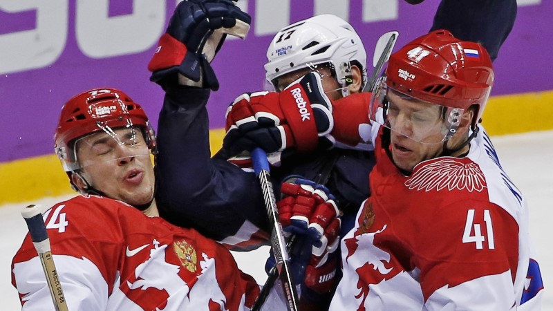 Vallot Pukk | Venemaa - Kanada on veel võimalik. Aga alles finaalis!